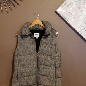 Old Navy Zip-up Vest